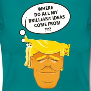 Trump's brilliant ideas - Frauen T-Shirt