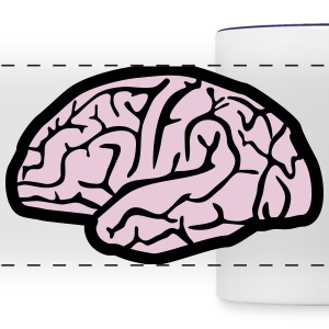 Brain Tazze & Accessori - Tazza con vista