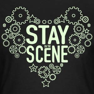 Stay on the Scene T-shirts - T-shirt dam
