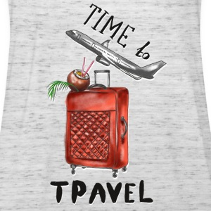 Travel Tops - Frauen Tank Top von Bella