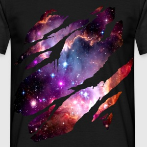 Deep Space Inside - Men's T-Shirt