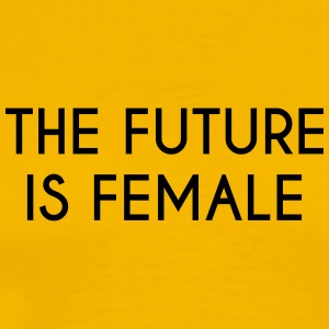 future is female - T-shirt Premium Homme