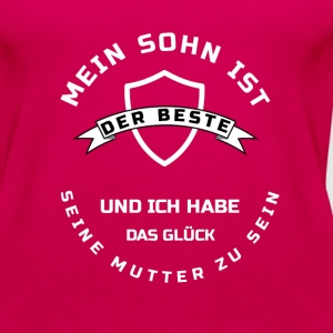 bester SOHN/Mutter Tops - Frauen Premium Tank Top