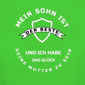 bester SOHN/Mutter T-Shirts - Frauen Bio-T-Shirt
