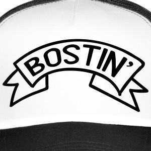 Bostin' Birmingham Dialect Caps & Hats - Trucker Cap