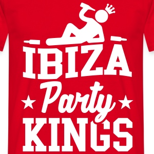 Ibiza Party Kings T-Shirts - Men's T-Shirt
