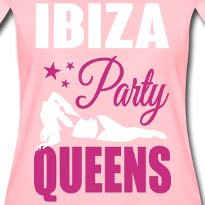Ibiza Party Queens T-Shirts - Women's Premium T-Shirt