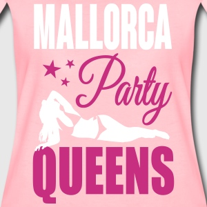 Mallorca Party Queens T-Shirts - Frauen Premium T-Shirt