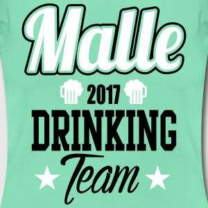 Malle Drinking Team T-shirts - Dame-T-shirt