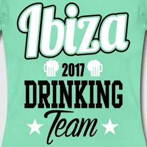 Ibiza Drinking Team T-skjorter - T-skjorte for kvinner