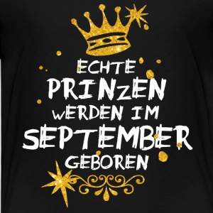 September T-Shirts - Kinder Premium T-Shirt
