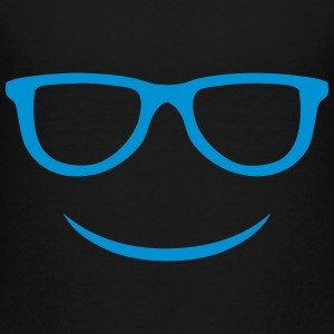 smile sunglasses Shirts - Kids' Premium T-Shirt