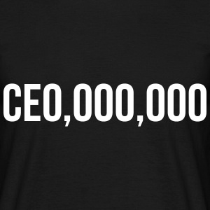 ceo T-shirts - Herre-T-shirt