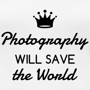 photographe / photographie / photo / video Tee shirts - T-shirt Premium Femme