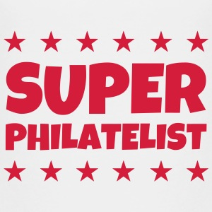 filateli / filatelist / Philatelie / Philatelist T-shirts - Premium-T-shirt barn