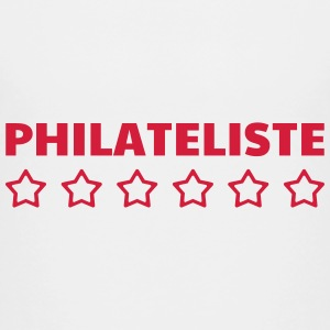 filatelie / filatelist / Philatelie / Philatelist Shirts - Kinderen Premium T-shirt