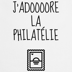 Timbre / Monnaie / Philatelie / Philatelist Tabliers - Tablier de cuisine