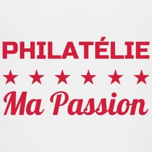 Philatéliste Stamp Philatelie Philatelist Stempel Shirts - Kids' Premium T-Shirt
