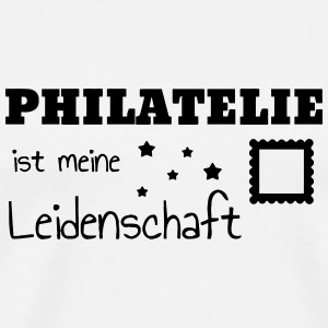 filatelie / filatelist / Philatelie / Philatelist T-shirts - Mannen Premium T-shirt