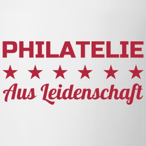 Philatéliste Stamp Philatelie Philatelist Stempel Mugs & Drinkware - Mug