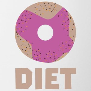 Donut for diets S958r design Mugs & Drinkware - Mug