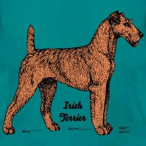 Irish Terrier T-Shirts - Frauen T-Shirt