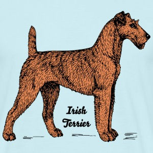 Irish Terrier T-Shirts - Männer T-Shirt