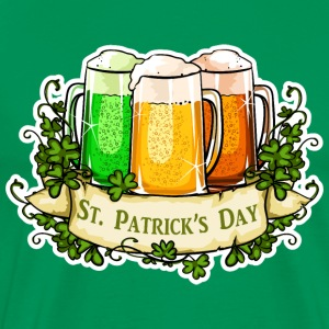 St Patrick's Day 2017 - Men's Premium T-Shirt