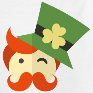 St Patrick's Day 2017 leprechaun - Kids' T-Shirt