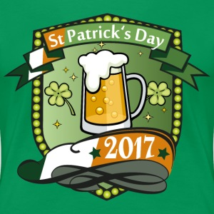 St Patrick's Day 2017 - Women's Premium T-Shirt