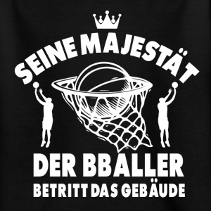 basketball T-Shirts - Teenager T-Shirt