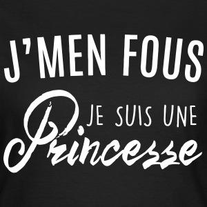 Suchbegriff tee shirts princesse commander en ligne spreadshirt - Je suis une fee du logis ...