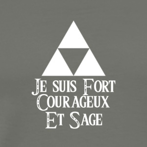 Triforce - T-shirt Premium Homme