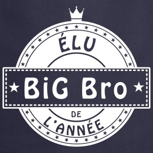 élu big brother grand frère Tabliers - Tablier de cuisine