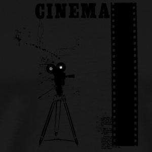 CINEMA - T-shirt Premium Homme