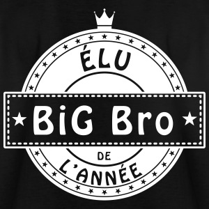 élu big brother grand frère Tee shirts - T-shirt Ado