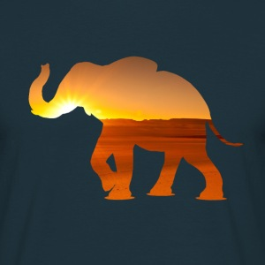 elephant walk SHIRT MAN - Männer T-Shirt