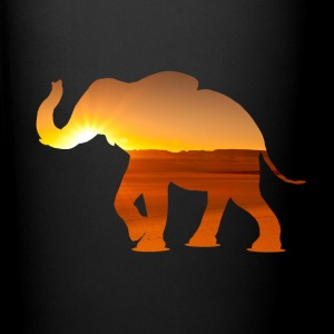 elephant walk Mugs & Drinkware - Full Colour Mug