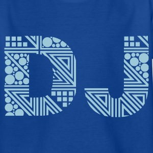 Royal blue DJ Kids' Shirts - Teenage T-shirt