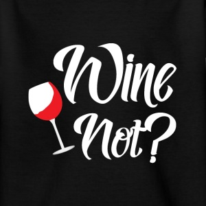 Wein Wine Shirts - Teenager T-shirt