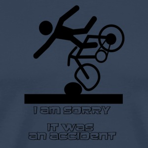 i am sorry it was an accident - Men's Premium T-Shirt