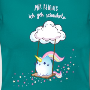 Caticorn Schaukel T-Shirts - Frauen T-Shirt