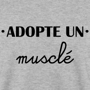 adopte un musclé Sweat-shirts - Sweat-shirt Homme