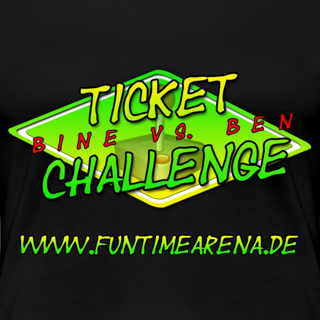 Girlie - Challenge Team Bine