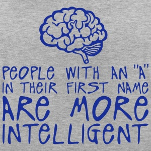 people with a more intelligent quote T-Shirts - Women's Oversize T-Shirt