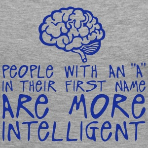 people with a more intelligent zitat Langarmshirts - Frauen Premium Langarmshirt