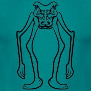 Horror creature cool T-Shirts - Men's T-Shirt