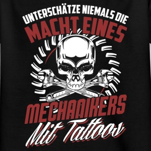 Mechaniker T-Shirts - Kinder T-Shirt