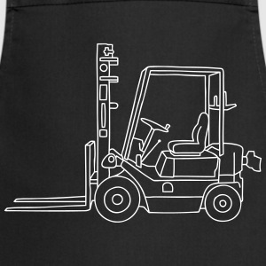 Fork-lift truck / stacker truck  Aprons - Cooking Apron