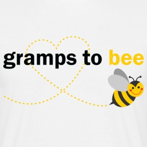 Gramps To Bee T-Shirts - Men's T-Shirt
